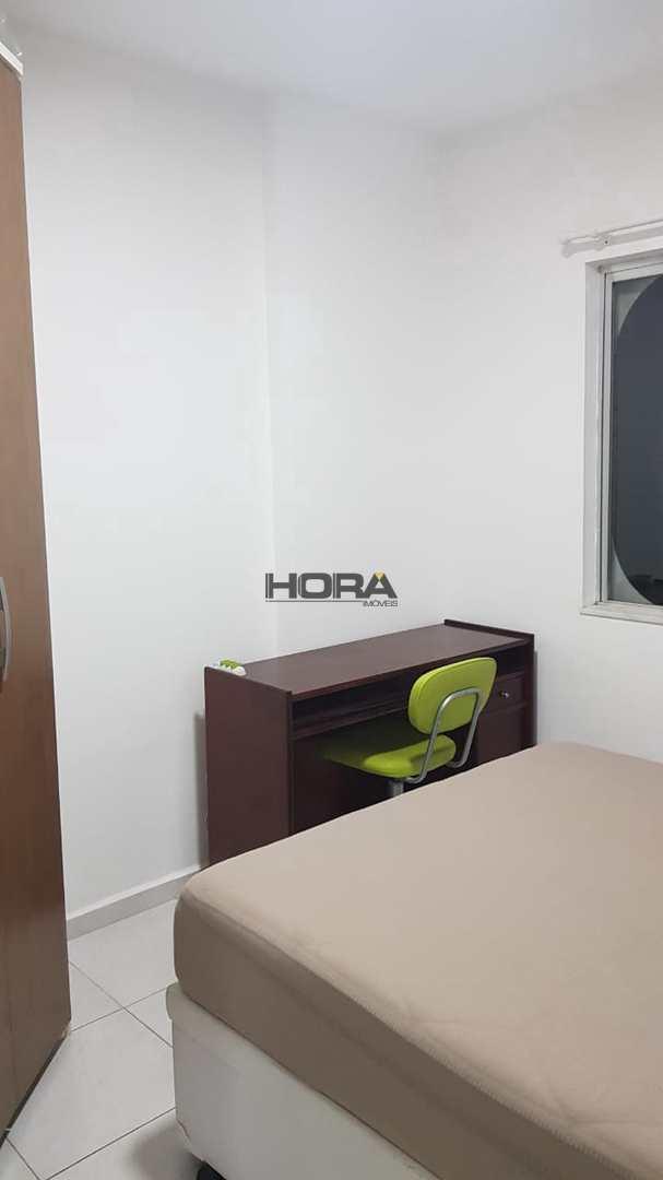 Apartamento com 1 dorm, Gonzaga, Santos, Cod: 296