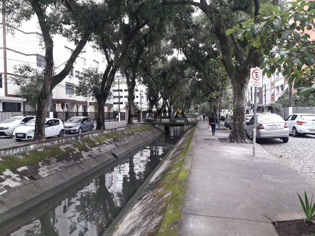 Apartamento com 1 dorm, José Menino, Santos - R$ 290 mil, Cod: 299