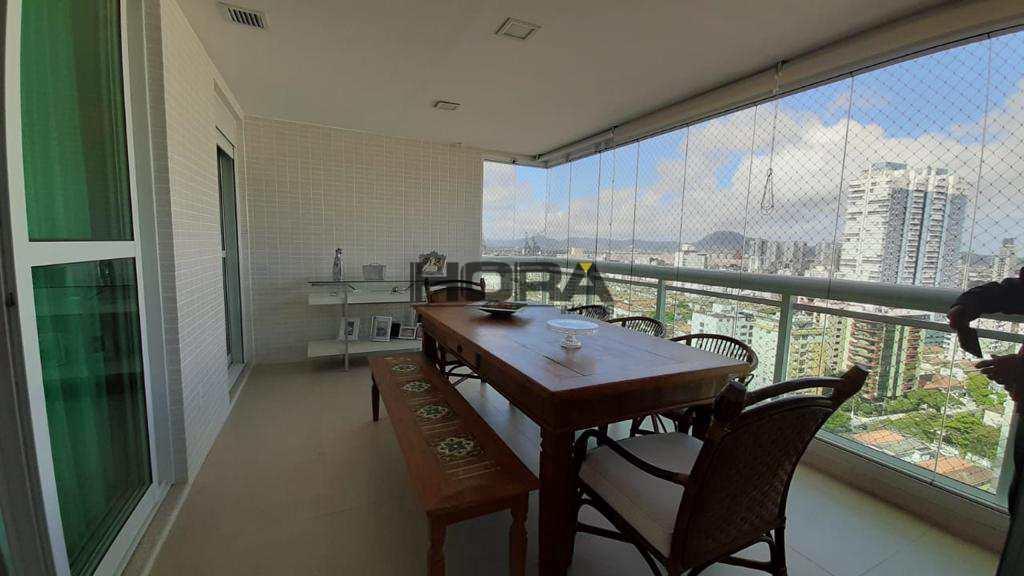 Apartamento com 3 dorms, Ponta da Praia, Santos - R$ 1.8 mi, Cod: 360