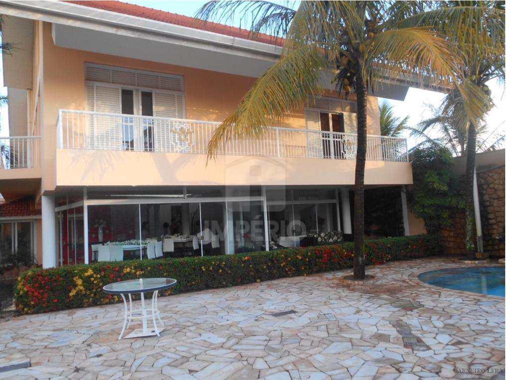Casa com 6 dorms, Jardim Diamante, Jaú - R$ 2.8 mi, Cod: 99
