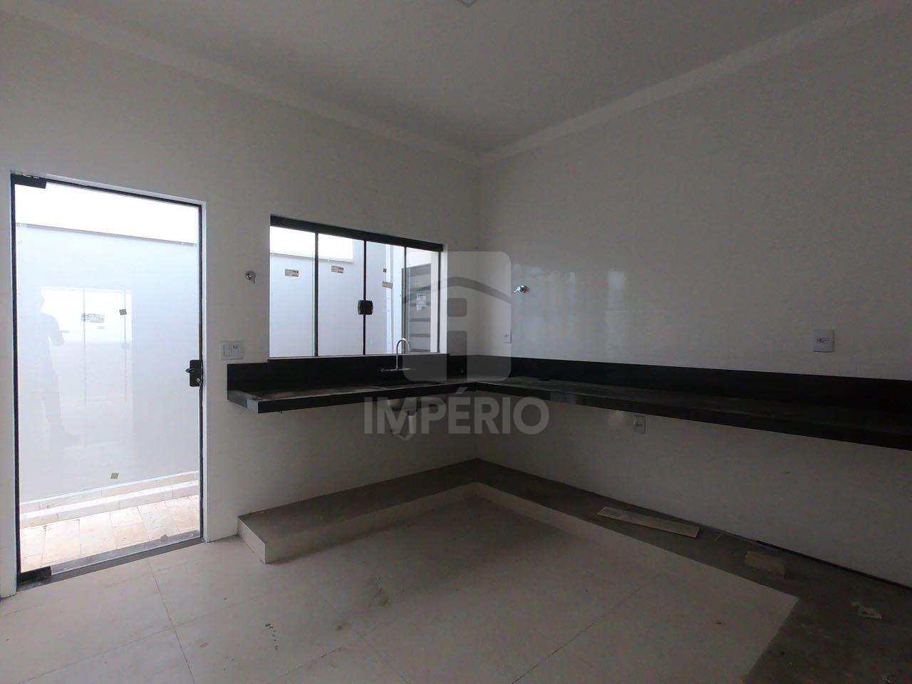 Casa com 3 dorms, Jardim Alvorada, Jaú - R$ 590 mil, Cod: 110
