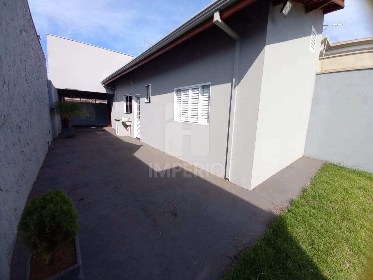 Casa com 1 dorm, Jardim Dona Emília, Jaú - R$ 198 mil, Cod: 450