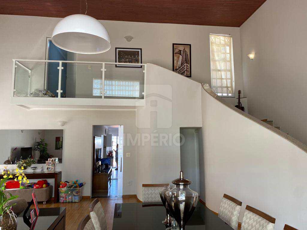 Casa 3 dorms, Jd. Alvorada II, Jaú - R$ 1.050.000,00 Cod: 477