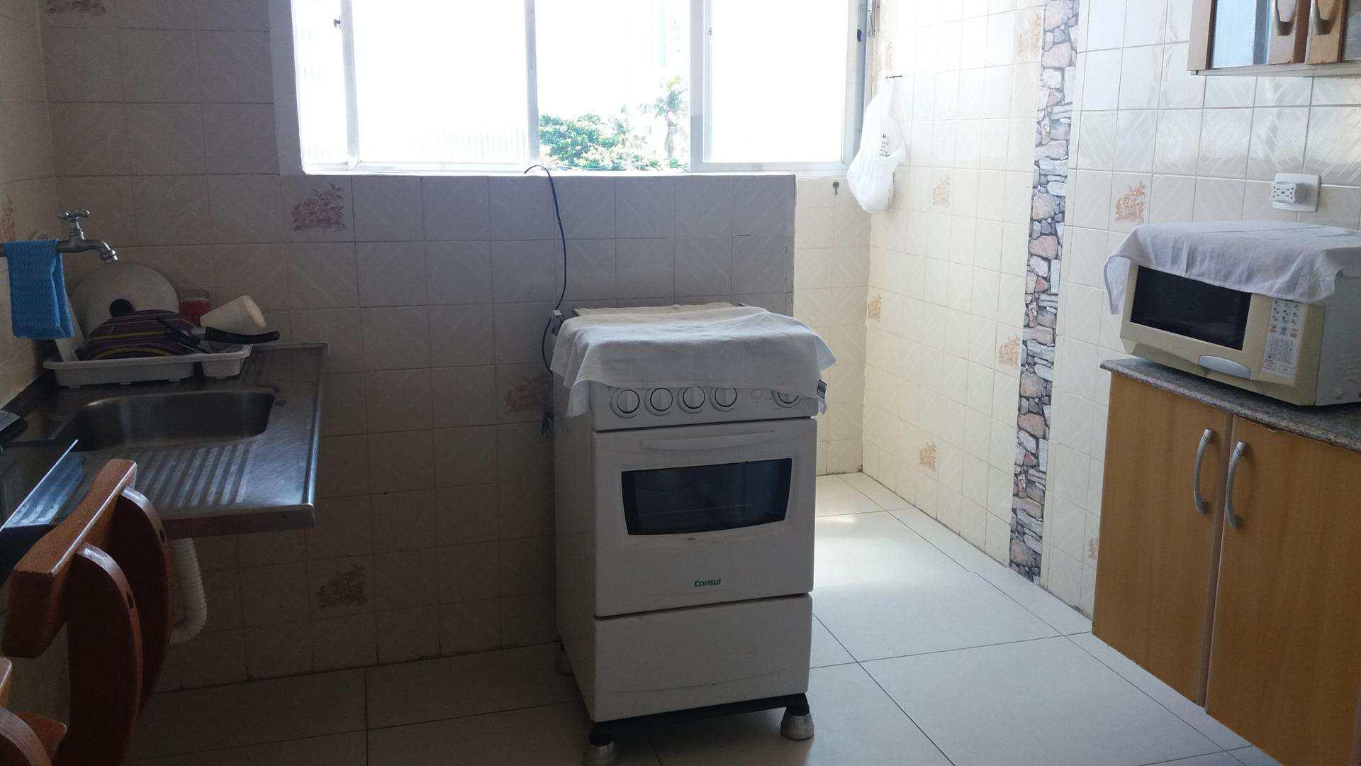 Apartamento com 1 dorm, Real, Praia Grande - R$ 150 mil, Cod: 522