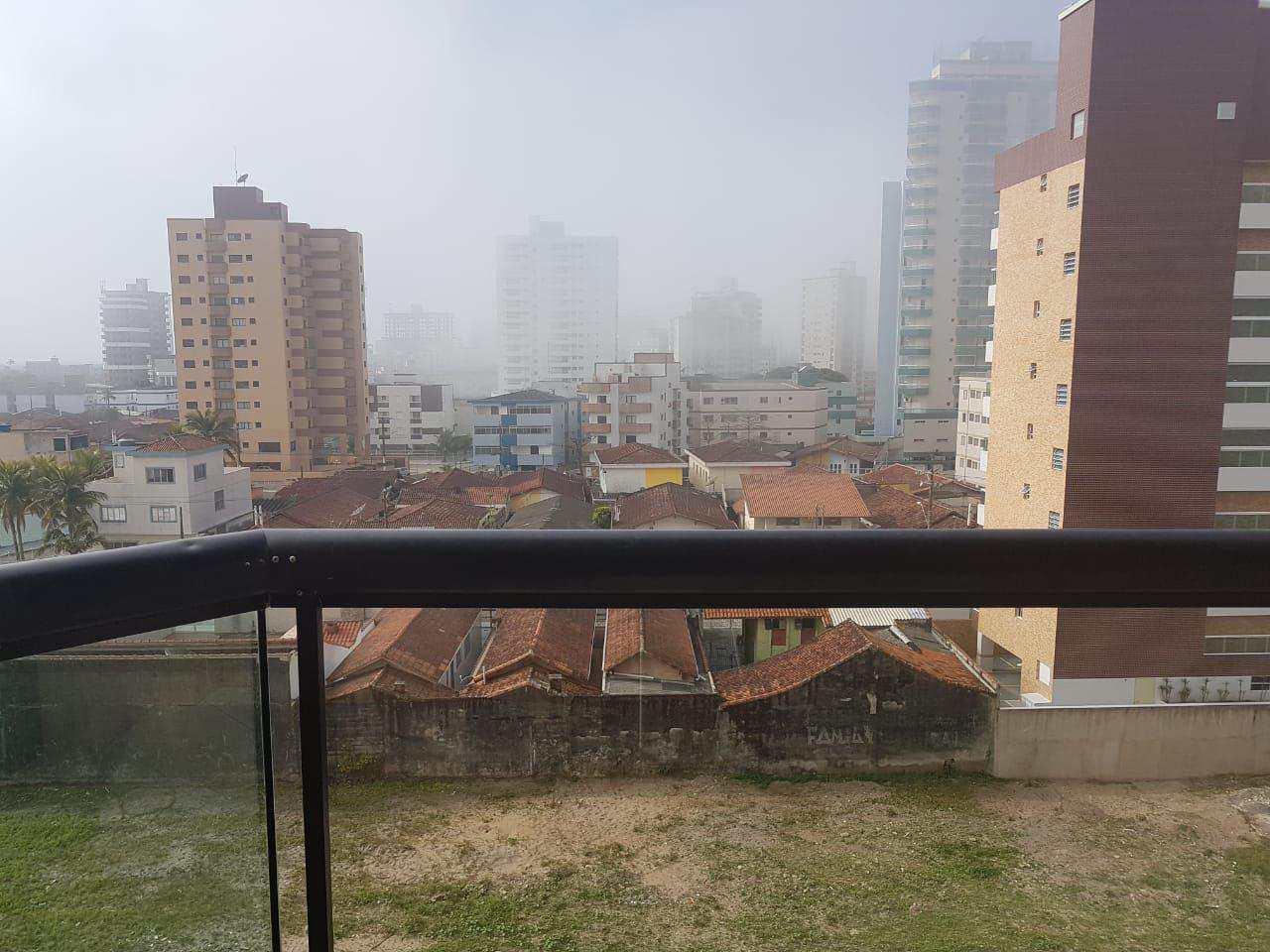 Apartamento com 2 dorms, Caiçara, Praia Grande - R$ 330 mil, Cod: 608