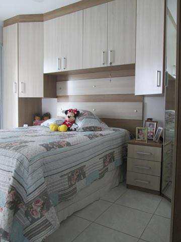 Apartamento com 2 dorms, Caiçara, Praia Grande - R$ 270 mil, Cod: 612