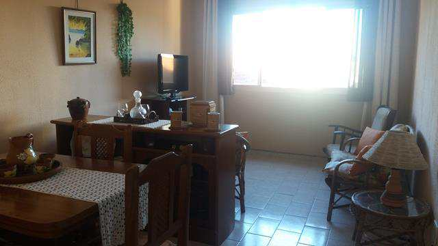 Apartamento com 1 dorm, Solemar, Praia Grande - R$ 140 mil