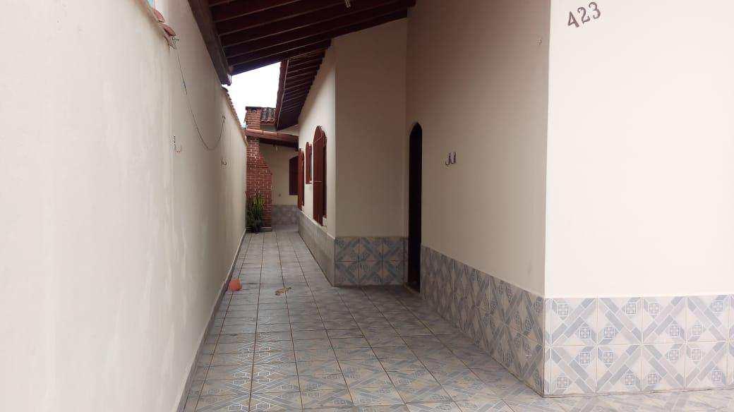 Casa com 3 dorms, Maracanã, Praia Grande - R$ 320.000,00, 134m² - Codigo: 5740
