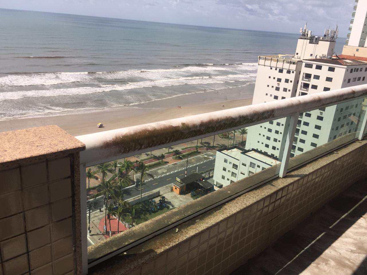 Cobertura com 4 dorms, Caiçara, Praia Grande - R$ 1.37 mi, Cod: 5803