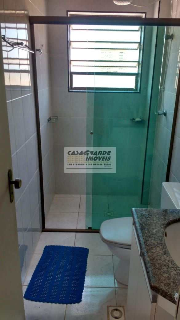 Apartamento com 1 dorm, Caiçara, Praia Grande - R$ 180 mil, Cod: 6090