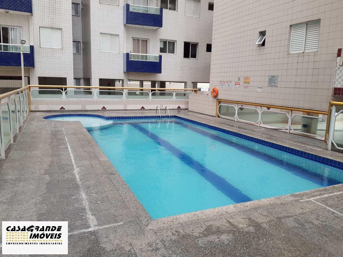 Apartamento com 2 dorms, Mirim, Praia Grande - R$ 240 mil, Cod: 6271