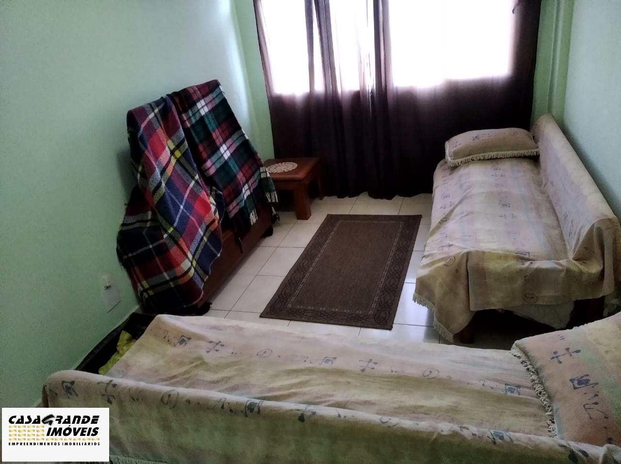 Apartamento com 1 dorm, Ocian, Praia Grande - R$ 190 mil, Cod: 6278