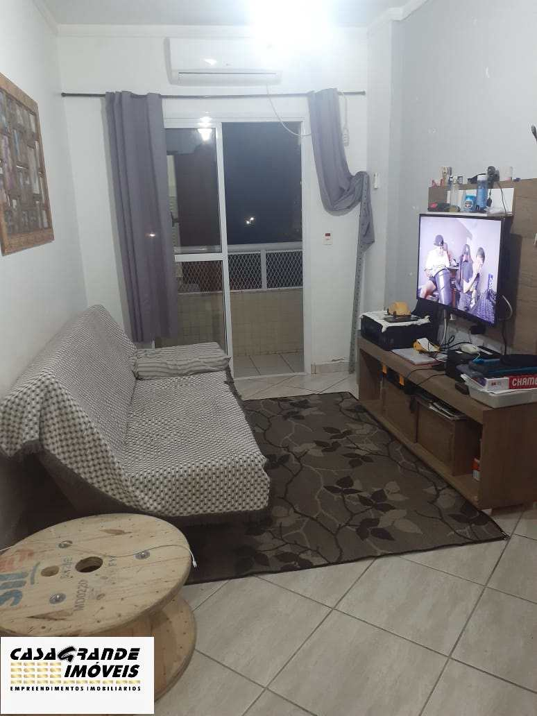 Apartamento com 1 dorm, Aviação, Praia Grande - R$ 180 mil, Cod: 6280