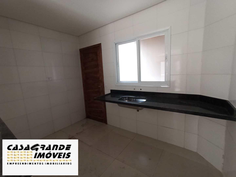 Casa de Condomínio com 2 dorms, Maracanã, Praia Grande - R$ 210 mil, Cod: 6297