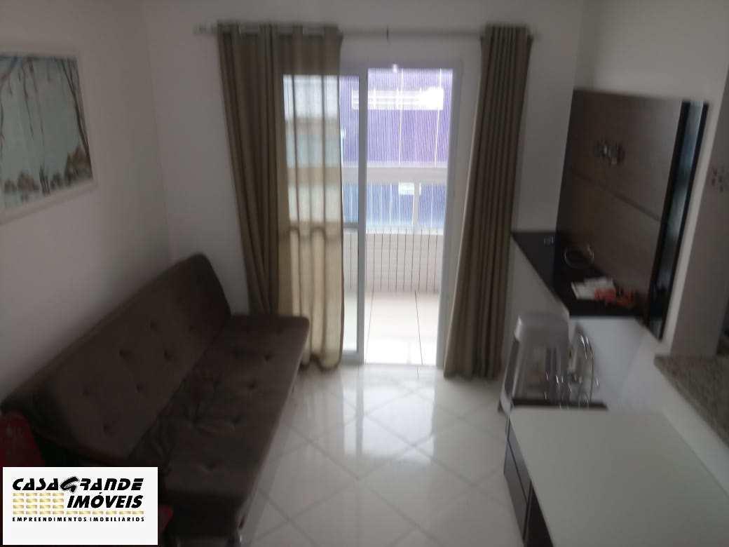 Apartamento com 1 dorm, Maracanã, Praia Grande - R$ 210 mil, Cod: 6302
