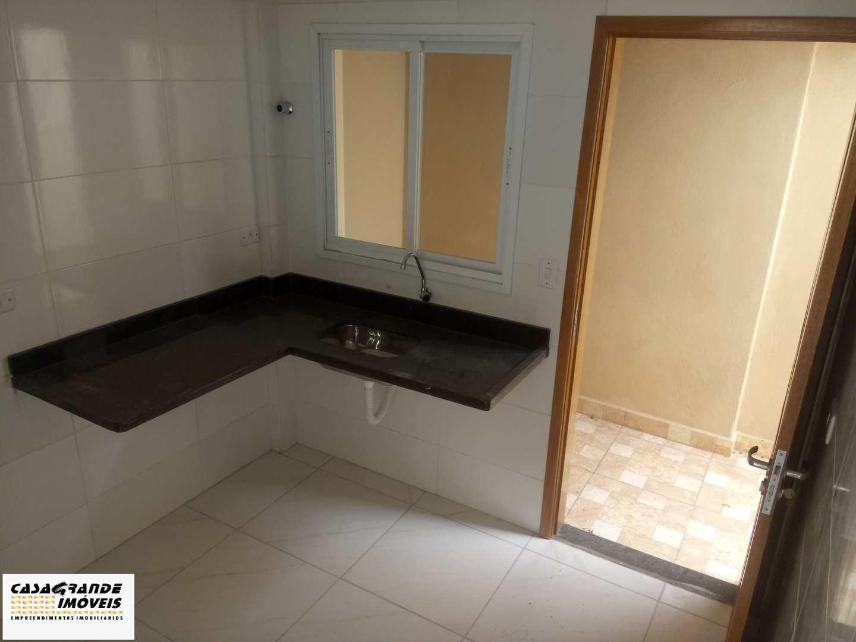 Casa de Condomínio com 2 dorms, Caiçara, Praia Grande - R$ 220 mil, Cod: 6314
