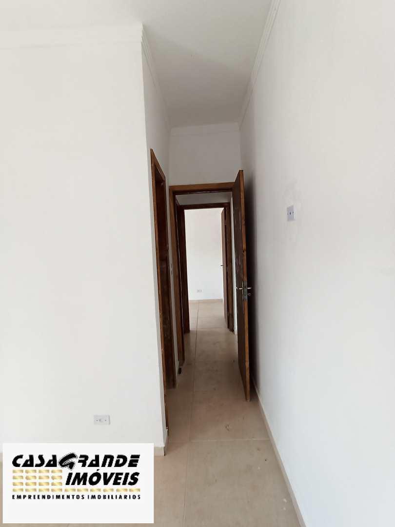 Casa de Condomínio com 2 dorms, Maracanã, Praia Grande - R$ 210 mil, Cod: 6317