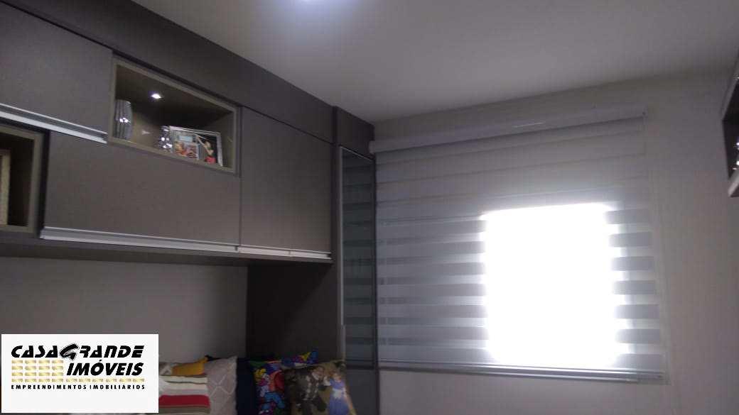 Apartamento com 2 dorms, Flórida, Praia Grande - R$ 430 mil, Cod: 6326