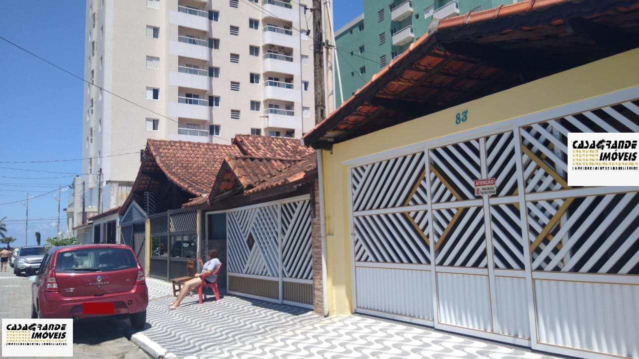 Casa com 3 dorms, Caiçara, Praia Grande - R$ 340 mil, Cod: 6346