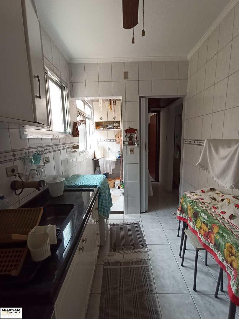 Apartamento com 1 dorm, Caiçara, Praia Grande - R$ 150 mil, Cod: 6347