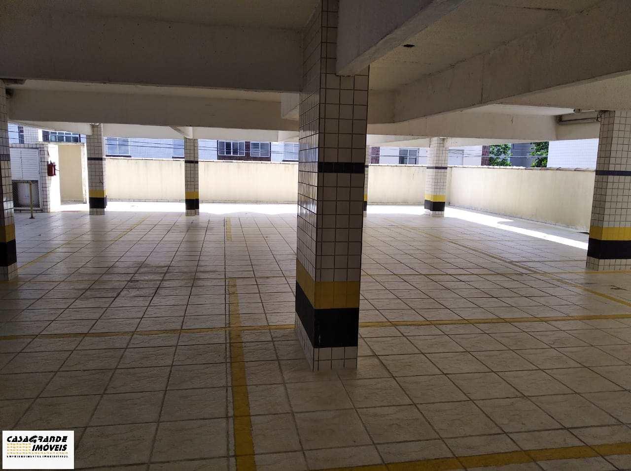 Apartamento com 1 dorm, Caiçara, Praia Grande - R$ 175 mil, Cod: 6353