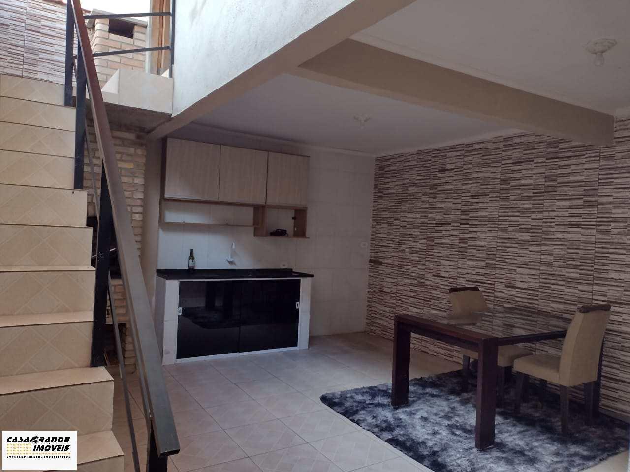 Casa com 2 dorms, Mirim, Praia Grande - R$ 310 mil, Cod: 6361