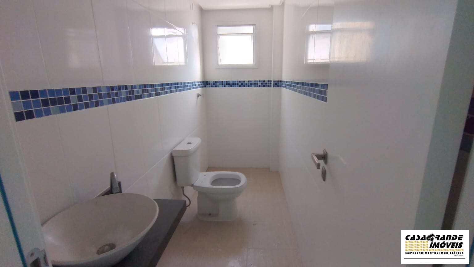Apartamento com 2 dorms, Caiçara, Praia Grande - R$ 330 mil, Cod: 6463