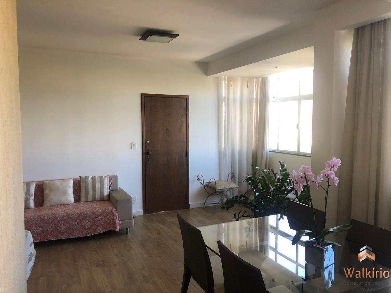 Apartamento com 3 dorms, Centro, Governador Valadares - R$ 460 mil, Cod: 124