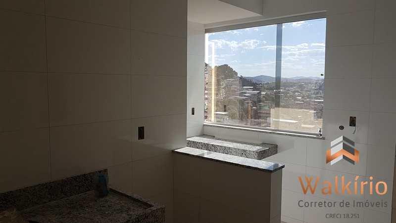 Apartamento com 3 dorms, Esplanada, Governador Valadares - R$ 400 mil, Cod: 238