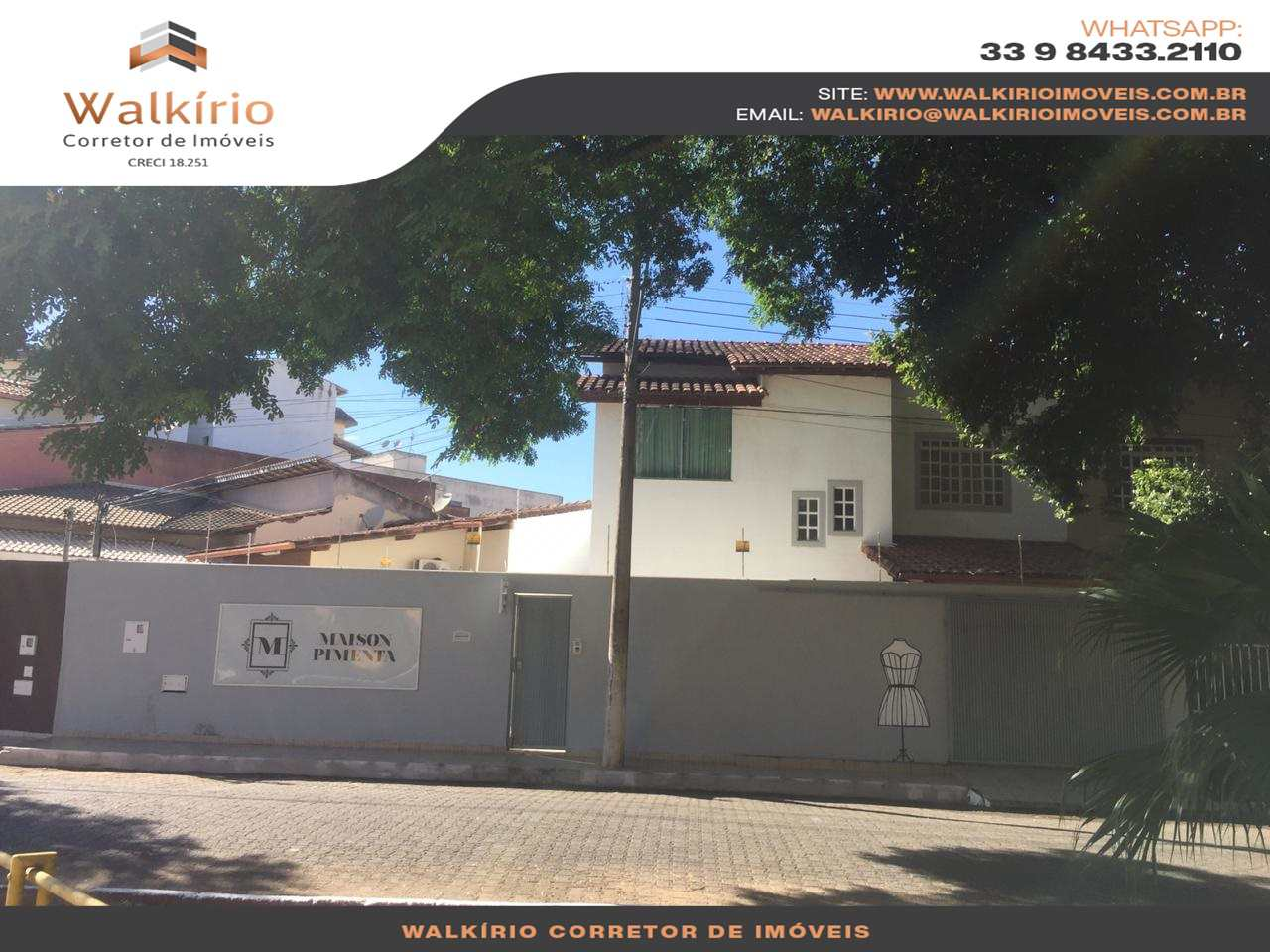 Casa com 3 dorms, Morada do Vale, Governador Valadares - R$ 380 mil, Cod: 245