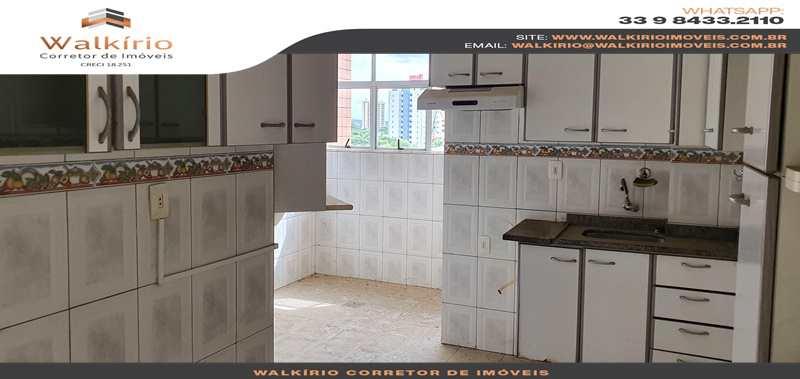 Apartamento com 3 dorms, Esplanada, Governador Valadares - R$ 380 mil, Cod: 275