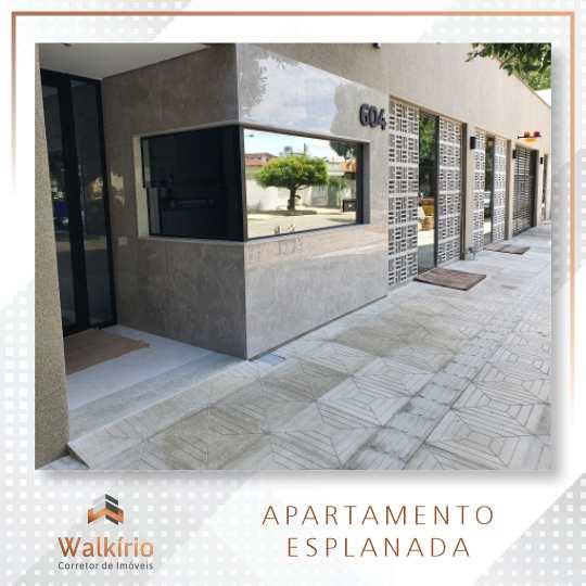 Apartamento com 3 dorms, Esplanada, Governador Valadares - R$ 600 mil, Cod: 319