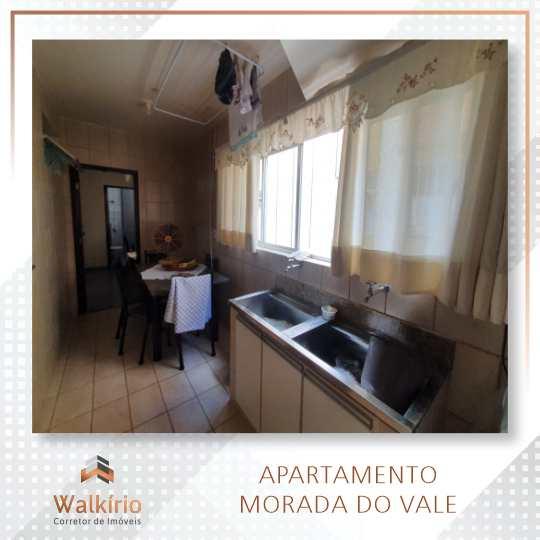 Apartamento com 3 dorms, Morada do Vale, Governador Valadares - R$ 300 mil, Cod: 339