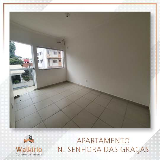 Apartamento com 3 dorms, Nossa Senhora das Graças, Governador Valadares - R$ 280 mil, Cod: 341