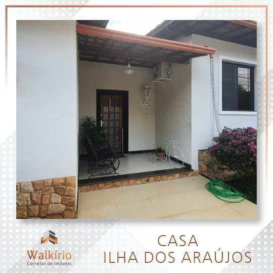 Casa com 4 dorms, Ilha dos Araújos, Governador Valadares - R$ 2.5 mi, Cod: 389
