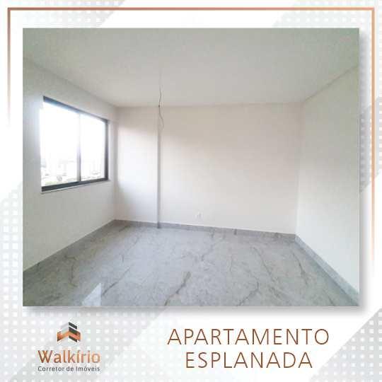 Apartamento com 2 dorms, Esplanada, Governador Valadares - R$ 750 mil, Cod: 391