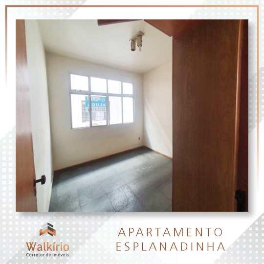 Apartamento com 3 dorms, Esplanadinha, Governador Valadares - R$ 260 mil, Cod: 392