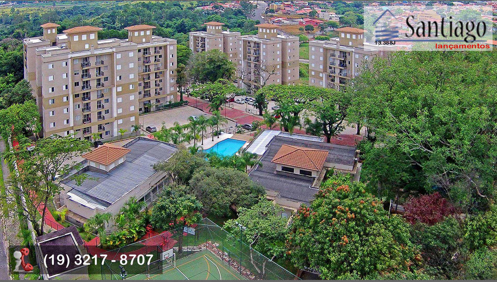 Apartamento em Campinas, bairro Parque Fazendinha