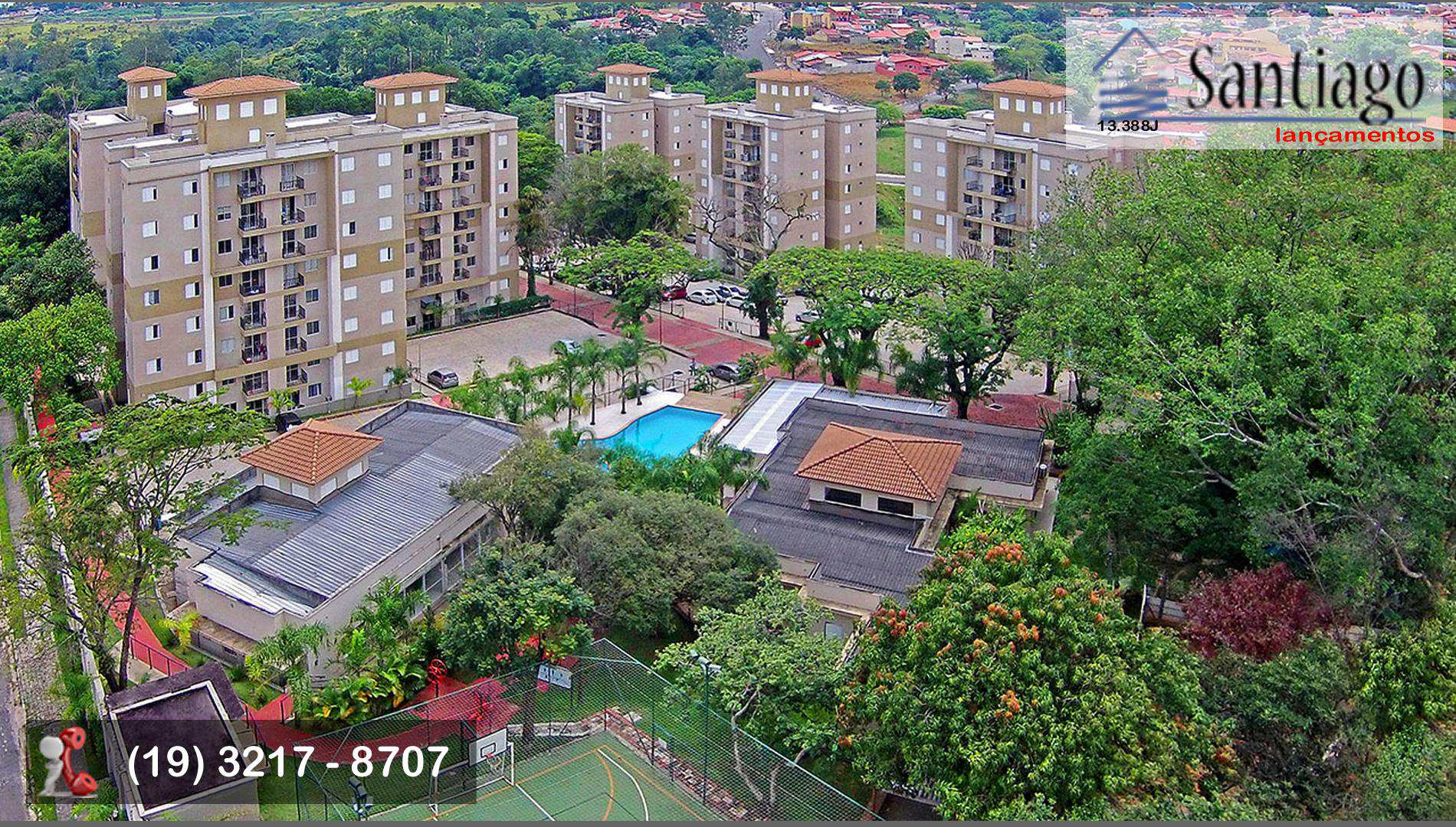 Vista aérea - Eco Vila Tipuana