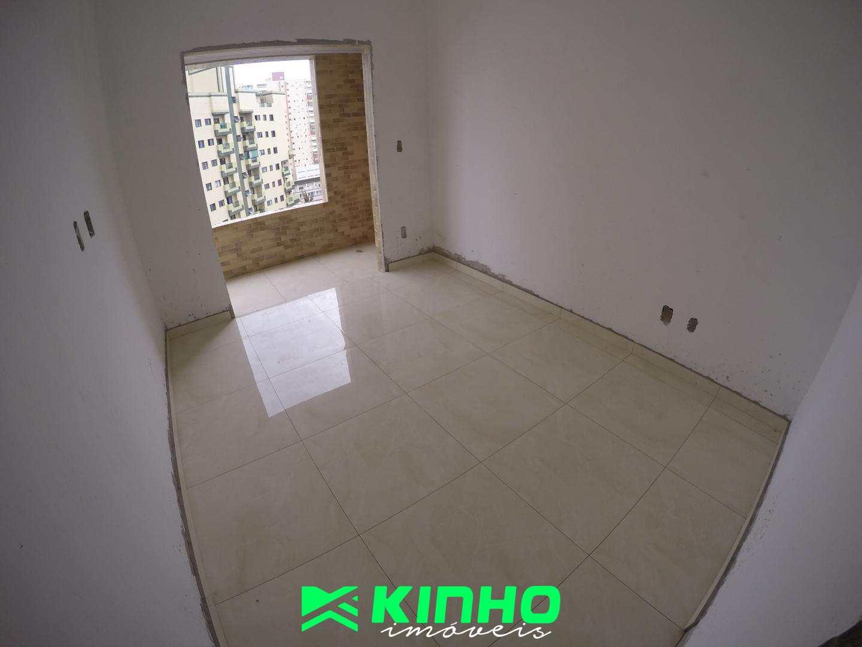 Apartamento com 1 dorm, Guilhermina, Praia Grande - R$ 229.000,00, 49,98m² - Codigo: AP464