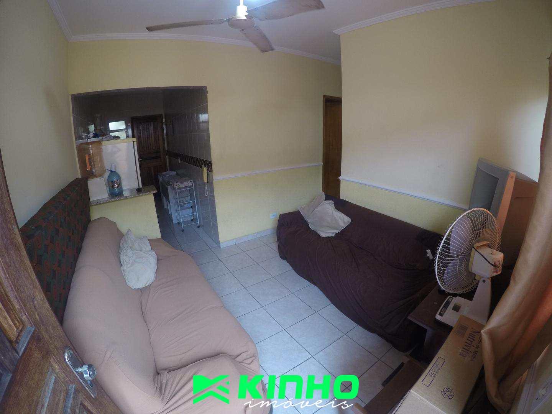 Casa de Condomínio com 1 dorm, Aviação, Praia Grande - R$ 150 mil, Cod: CS15