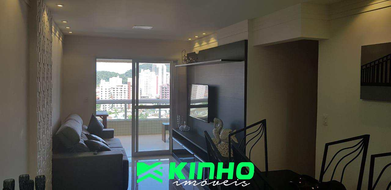 Apartamento com 2 dorms, Canto do Forte, Praia Grande - R$ 580 mil, Cod: AP591