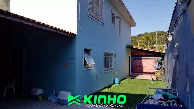 Sobrado com 2 dorms, Canto do Forte, Praia Grande, Cod: LC91