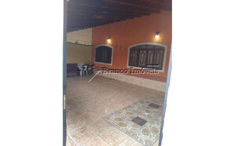 Casa geminada 02 dormitórios lado praia em Vila Caiçara, Praia Grande