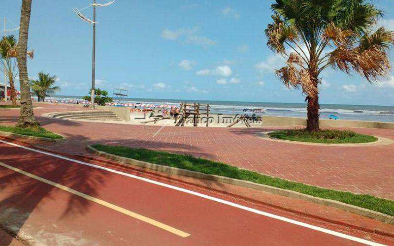 Apartamento 1 dormitorio proximo ao mar no Caiçara em Praia Grande