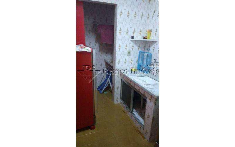 Apartamento com 1 dorm, Caiçara, Praia Grande - R$ 140 mil, Cod: 427