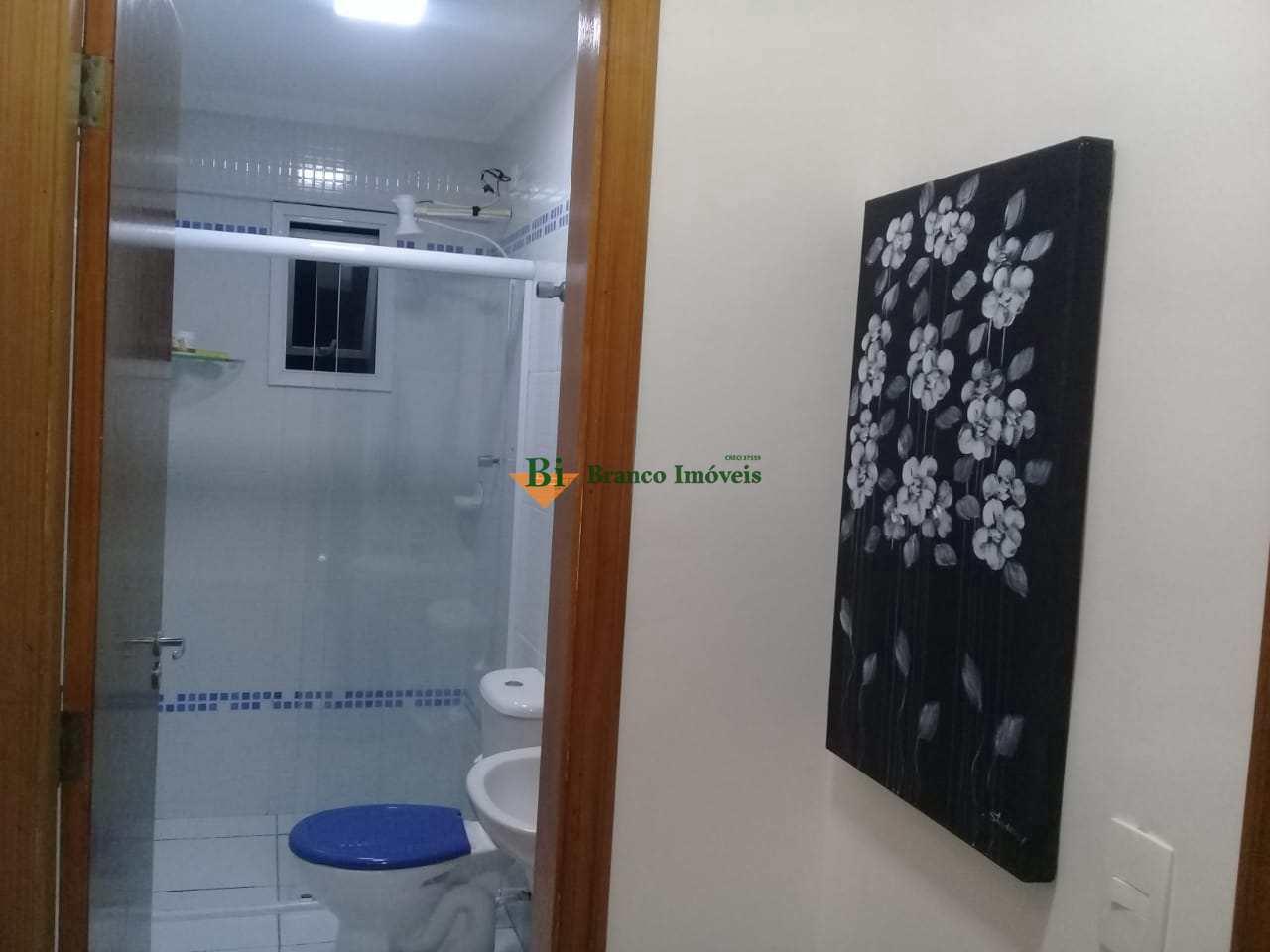 Apartamento com 2 dorms, Caiçara, Praia Grande - R$ 270 mil, Cod: 755