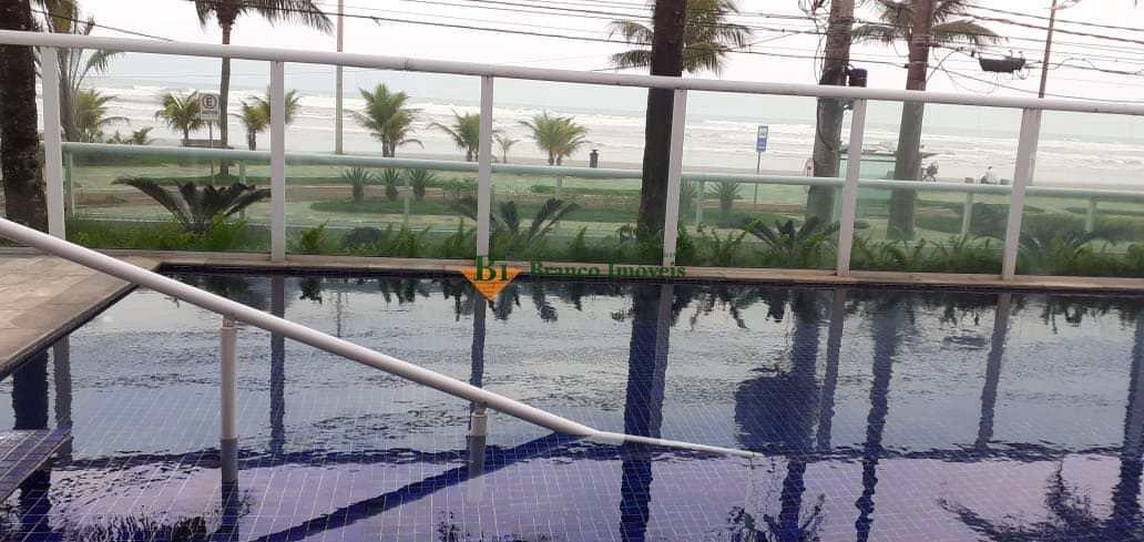 Apartamento com 2 dorms, Caiçara, Praia Grande - R$ 450 mil, Cod: 773
