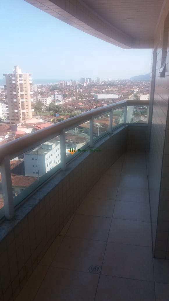 Apartamento com 2 dorms, Caiçara, Praia Grande - R$ 340 mil, Cod: 790