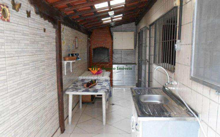 Apartamento com 2 dorms, Caiçara, Praia Grande - R$ 185 mil, Cod: 792